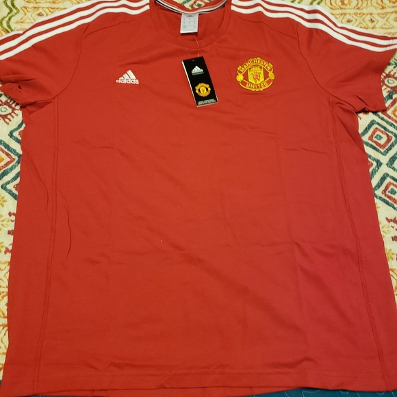 9752d3268 Manchester United Shirt. NWT. adidas